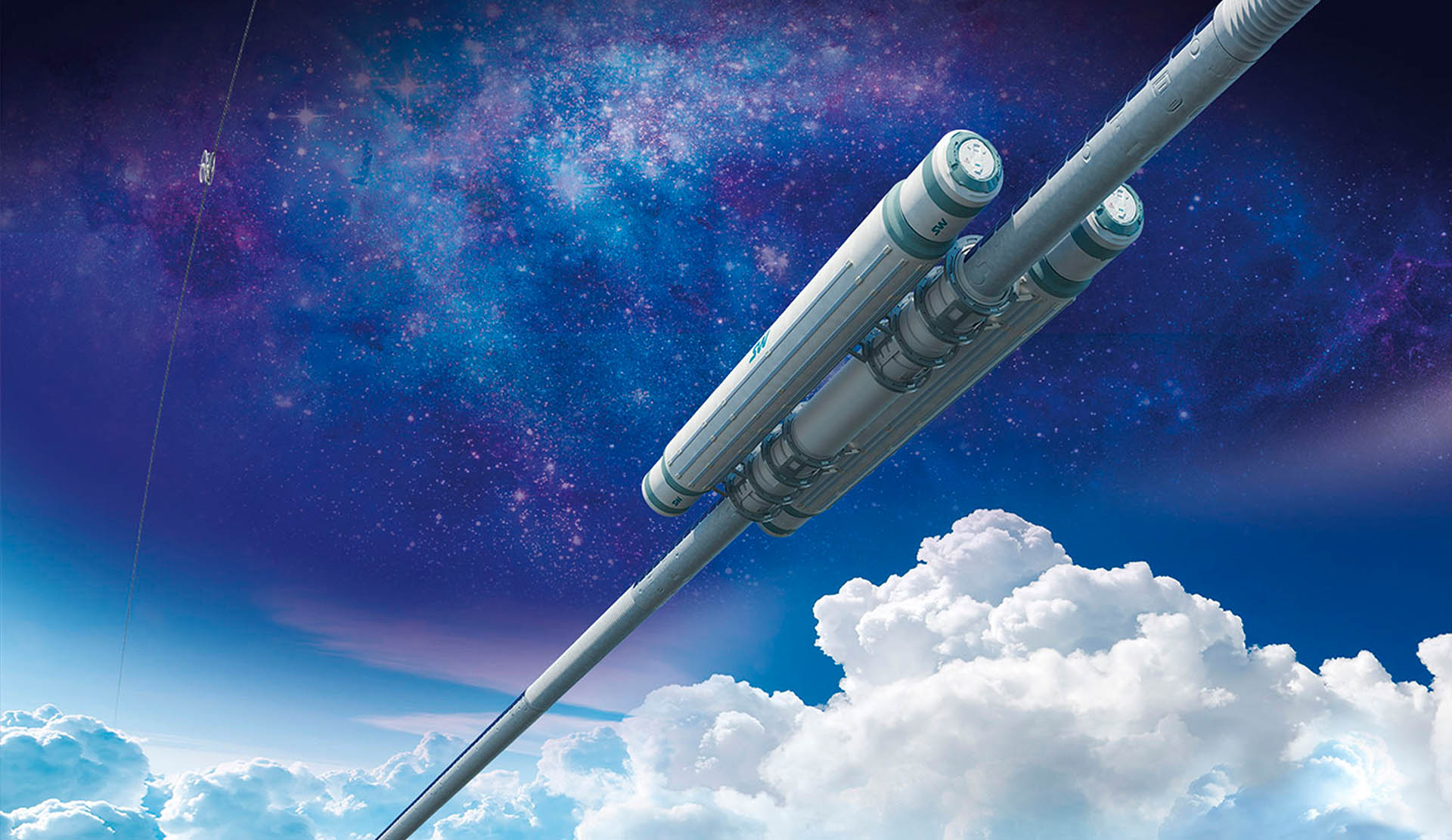"Futurism: Repeated Use of Rockets Is Great, But What if Space Transport Became ""Reusable""?"