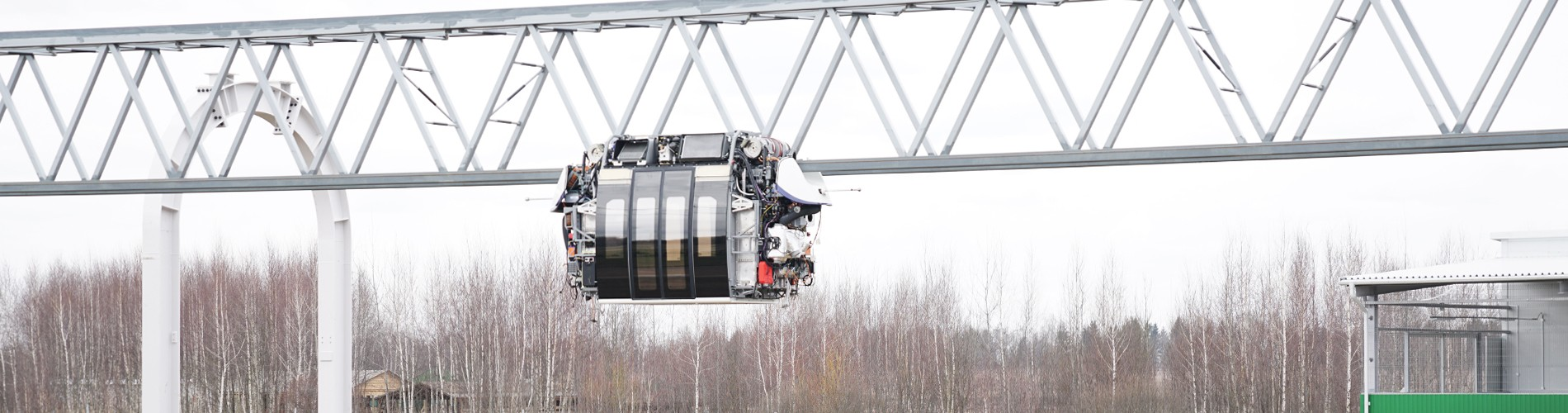 Unicar U4-431-01 enters testing at EcoTechnoPark