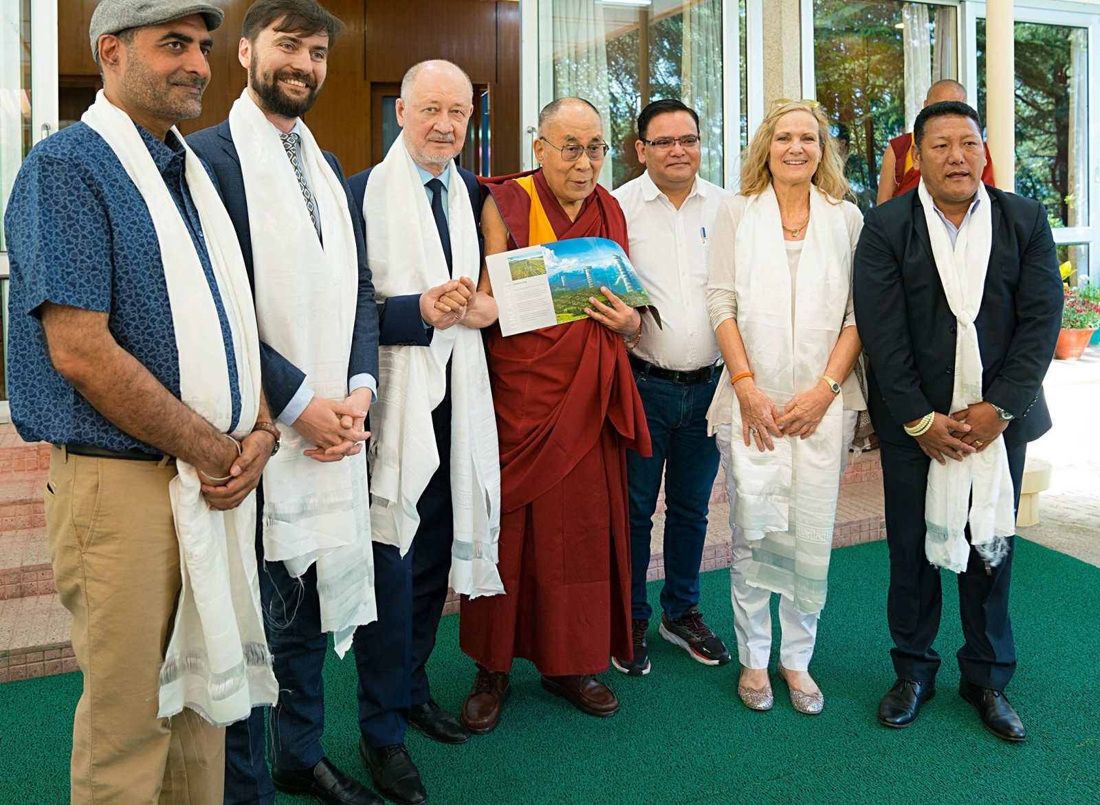 Dalai Lama's Meeting with Anatoly Yunitskiy ― Coincidence or Consistent Pattern?