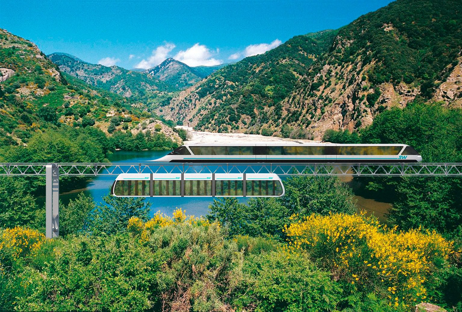 SkyWay Technology for the Development of Rural Tourism in Italy